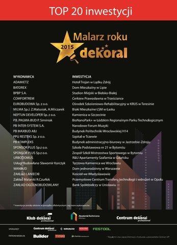 Malarz Roku Dekoral 2015 TOP 20.jpg