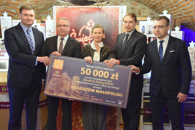 Źródło: TVS Telewizja Sędziszów Małopolski