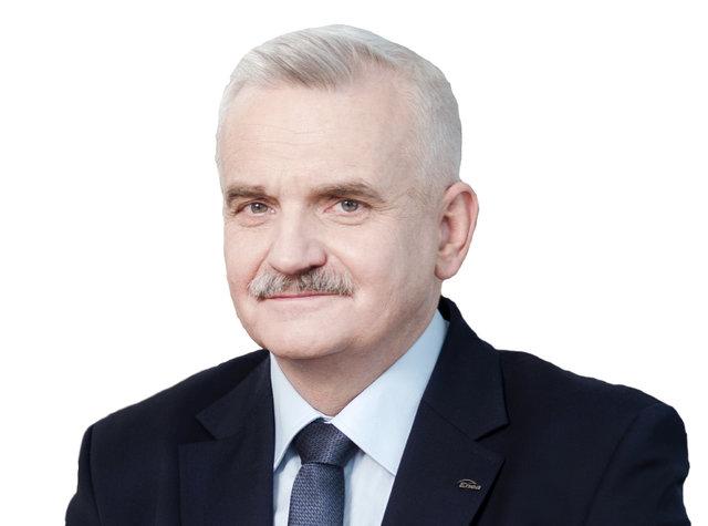 Zbigniew Piętka - Wiceprezes Zarządu ds. Korporacyjnych Enea SA.