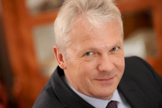 fot.7 Tadeusz Nowicki - Prezes Zarządu
