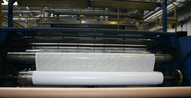Linia produkcyjna folii miękkich