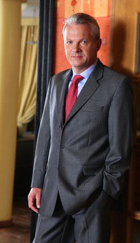fot.8 Tadeusz Nowicki - Prezes Zarządu