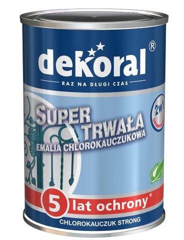 Dekoral Chlorokauczuk Strong