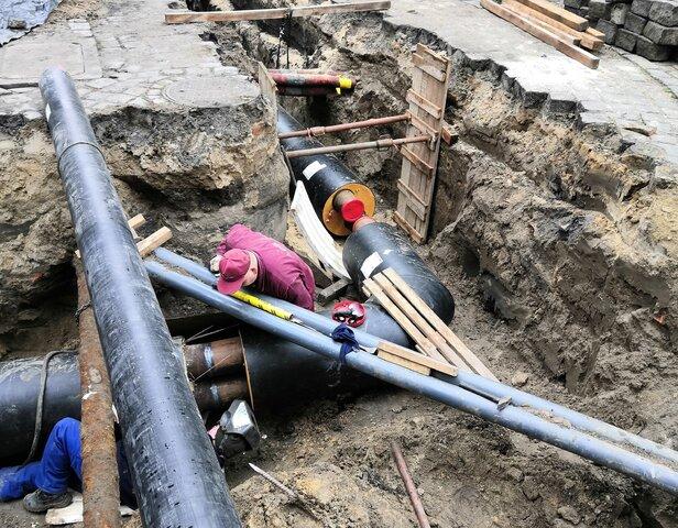 Energa - modernizacja sieci ciepłowniczej w Kaliszu. Fot. Energa.jpg